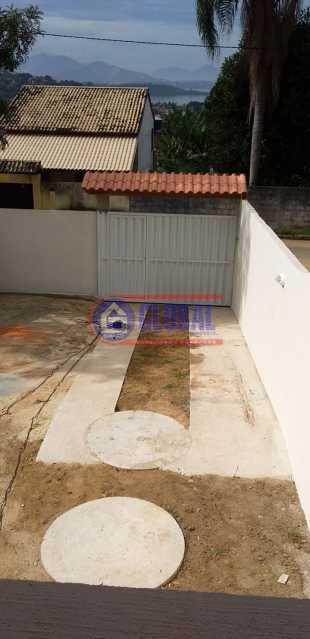 1 - Casa 2 quartos à venda São José do Imbassaí, Maricá - R$ 250.000 - MACA20441 - 3