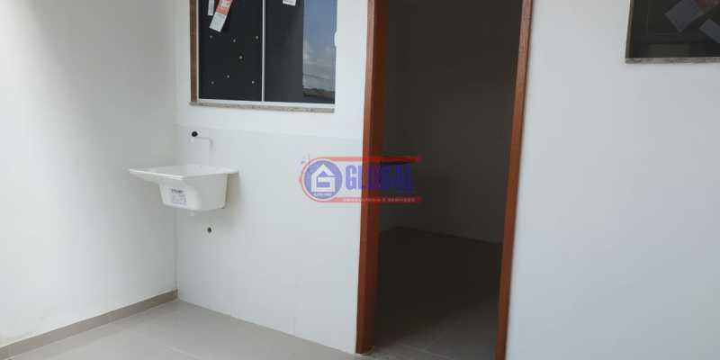 i 1 - Casa 2 quartos à venda Parque Nanci, Maricá - R$ 270.000 - MACA20445 - 14