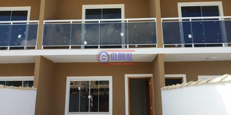 a 2 - Casa 2 quartos à venda Parque Nanci, Maricá - R$ 250.000 - MACA20446 - 3