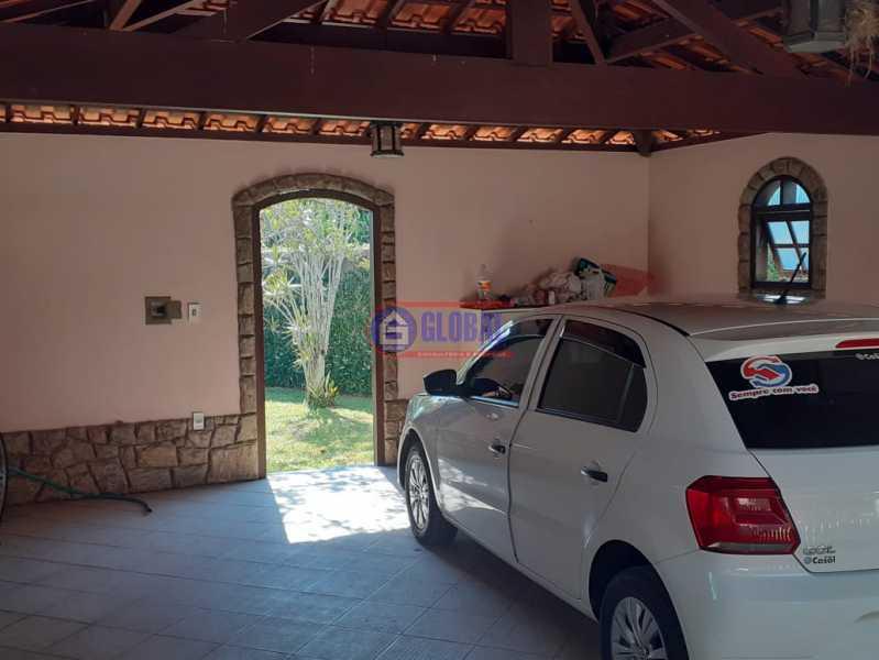 Garagem Coberta - Sítio 4500m² à venda Ubatiba, Maricá - R$ 700.000 - MASI30019 - 25