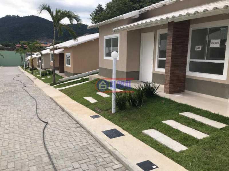 8 - Casa em Condomínio 2 quartos à venda INOÃ, Maricá - R$ 210.000 - MACN20085 - 1