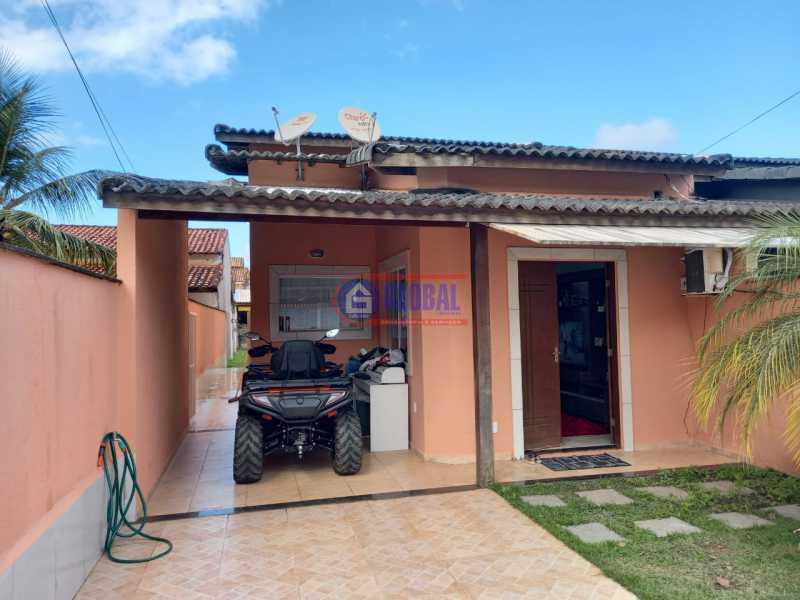c65dc20a-9358-4d6f-92e3-6fb46c - Casa 2 quartos à venda São Bento da Lagoa, Maricá - R$ 390.000 - MACA20450 - 1