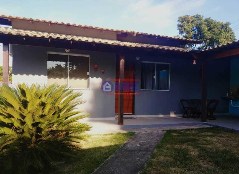 A 1 - Casa 2 quartos à venda São José do Imbassaí, Maricá - R$ 295.000 - MACA20454 - 1