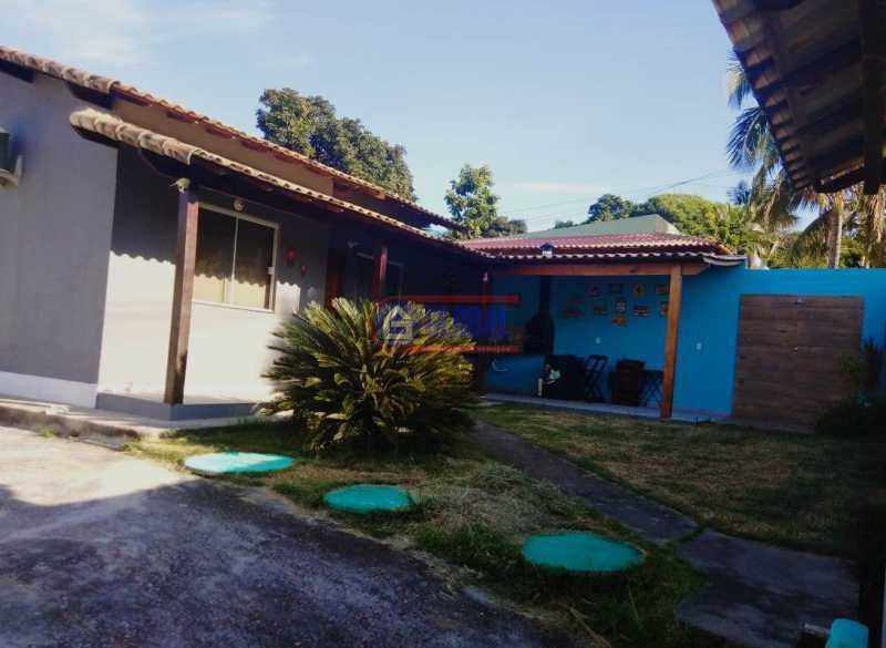 A 3 - Casa 2 quartos à venda São José do Imbassaí, Maricá - R$ 295.000 - MACA20454 - 4