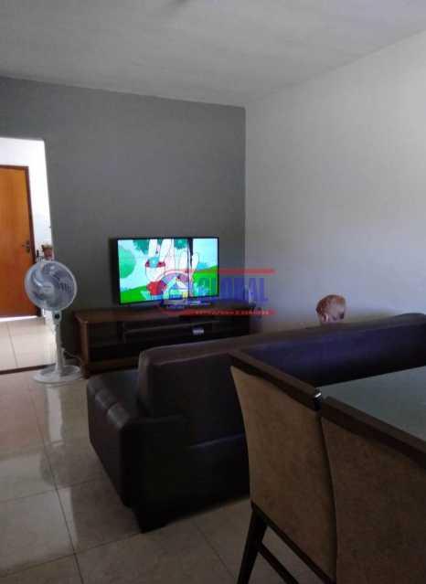 B - Casa 2 quartos à venda São José do Imbassaí, Maricá - R$ 295.000 - MACA20454 - 6