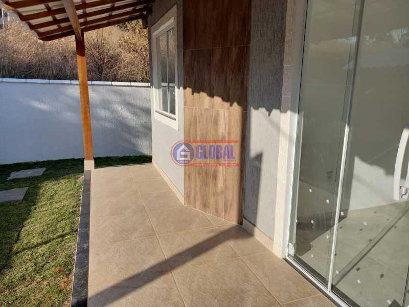 a 2 - Casa 2 quartos à venda Itapeba, Maricá - R$ 275.000 - MACA20459 - 3