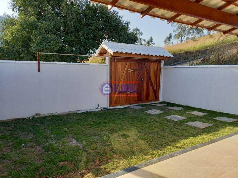 a 3 - Casa 2 quartos à venda Itapeba, Maricá - R$ 275.000 - MACA20459 - 4