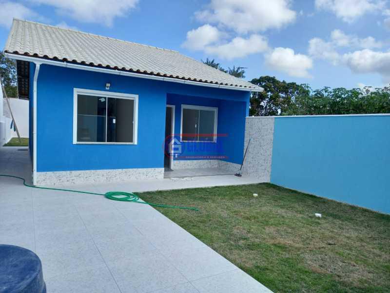 A 1 - Casa 2 quartos à venda São José do Imbassaí, Maricá - R$ 279.000 - MACA20460 - 1