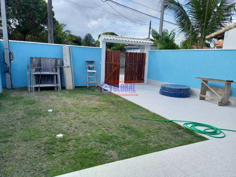 A 5 - Casa 2 quartos à venda São José do Imbassaí, Maricá - R$ 279.000 - MACA20460 - 6
