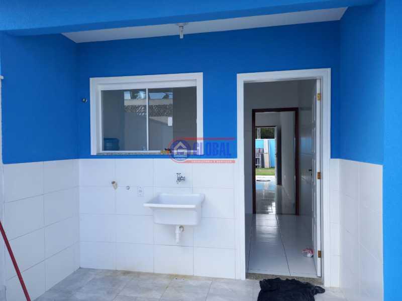 G 1 - Casa 2 quartos à venda São José do Imbassaí, Maricá - R$ 279.000 - MACA20460 - 16