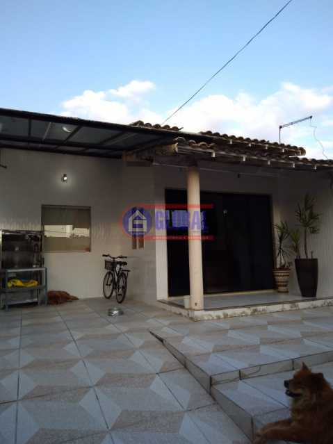 1 - Casa 2 quartos à venda São José do Imbassaí, Maricá - R$ 350.000 - MACA20462 - 1