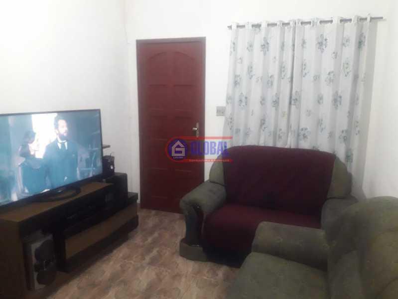 1. - Casa 2 quartos à venda CORDEIRINHO, Maricá - R$ 400.000 - MACA20464 - 4