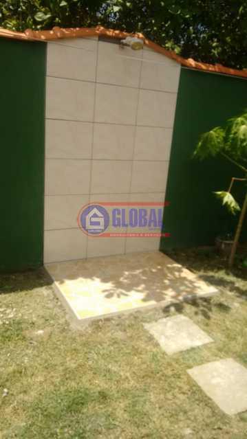 21. - Casa 2 quartos à venda CORDEIRINHO, Maricá - R$ 400.000 - MACA20464 - 22
