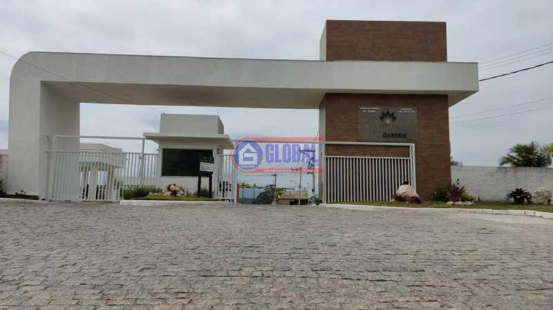 Portaria - Terreno Unifamiliar à venda Pindobas, Maricá - R$ 96.000 - MAUF00381 - 5
