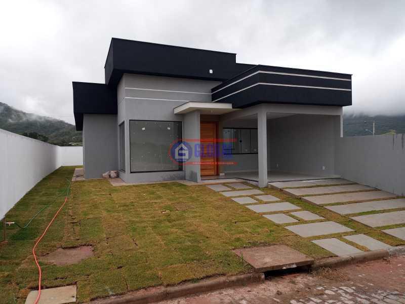 04b7aa34-5d33-48ce-b8f7-6b5362 - Casa em Condomínio 3 quartos à venda Ubatiba, Maricá - R$ 399.000 - MACN30132 - 1