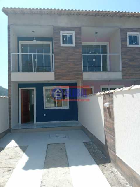 A 1 - Casa 2 quartos à venda São José do Imbassaí, Maricá - R$ 285.000 - MACA20468 - 1