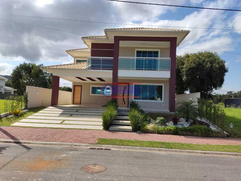 A 1 - Casa em Condomínio 5 quartos à venda Flamengo, Maricá - R$ 1.300.000 - MACN50005 - 1