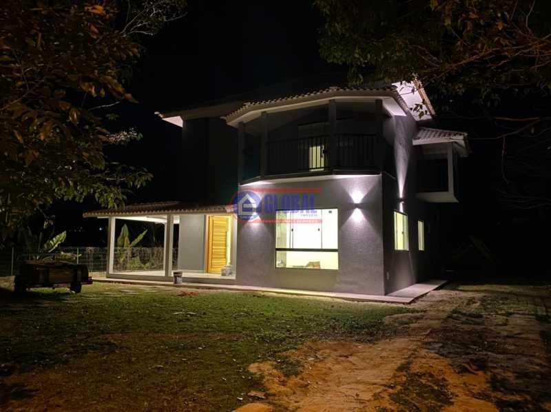 a 1 - Casa em Condomínio 5 quartos à venda Ubatiba, Maricá - R$ 840.000 - MACN50006 - 1