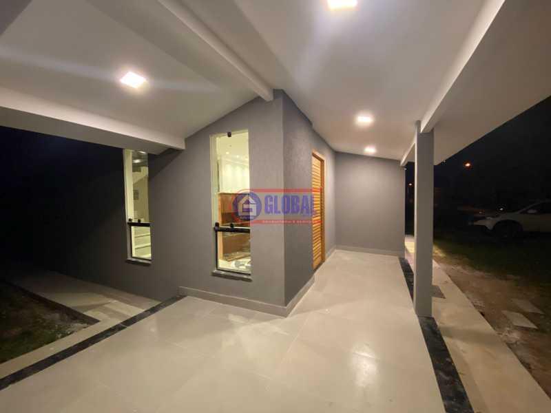 a 2 - Casa em Condomínio 5 quartos à venda Ubatiba, Maricá - R$ 840.000 - MACN50006 - 3