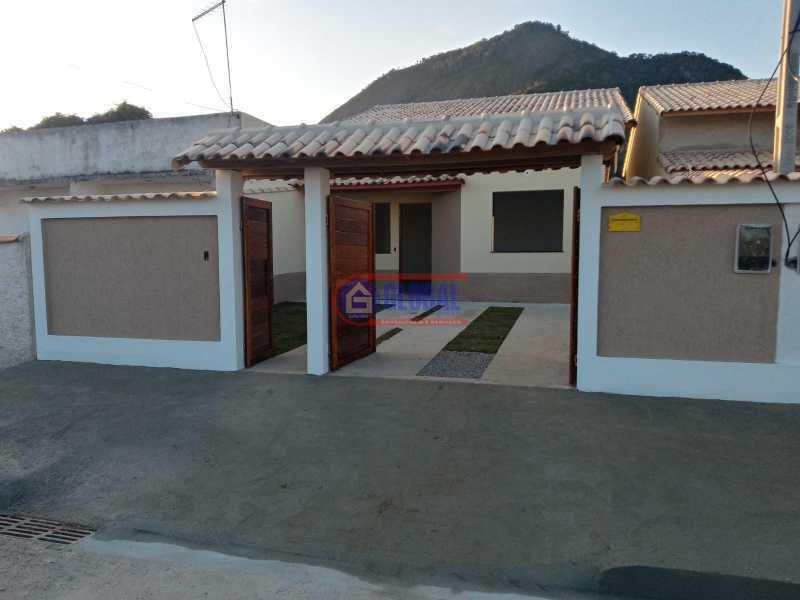 2. - Casa 2 quartos à venda São José do Imbassaí, Maricá - R$ 280.000 - MACA20470 - 3