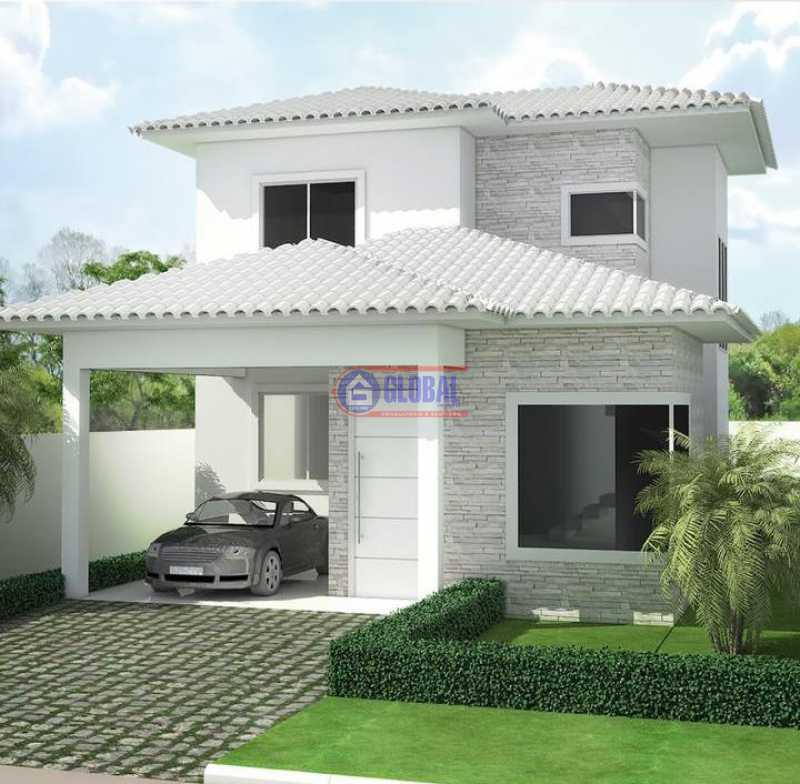 1d35688c-0276-435e-8894-eb7e2e - Casa em Condomínio 3 quartos à venda Pindobas, Maricá - R$ 410.000 - MACN30133 - 1
