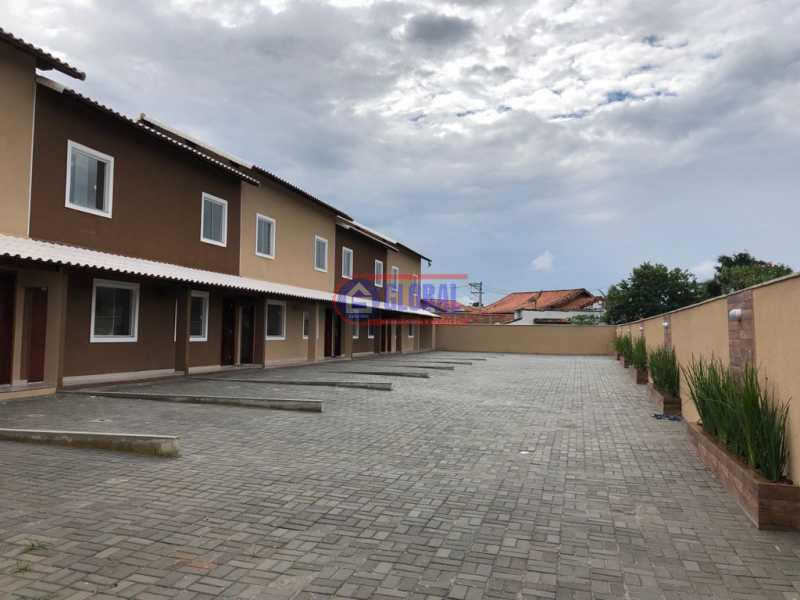 3fbdd296-600f-4fbe-acfa-949095 - Casa em Condomínio 2 quartos à venda São José do Imbassaí, Maricá - R$ 225.000 - MACN20089 - 3