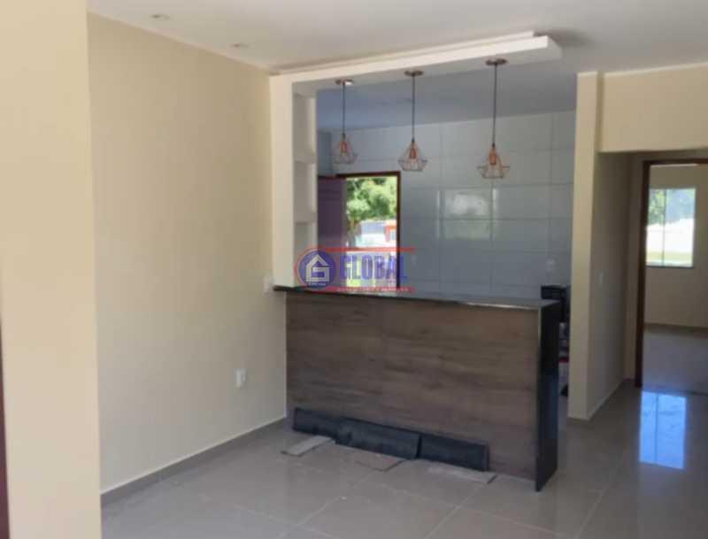 1. - Casa em Condomínio 3 quartos à venda São José do Imbassaí, Maricá - R$ 400.000 - MACN30134 - 3