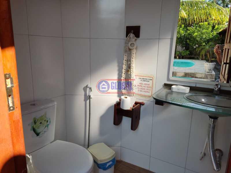 A 6 - Casa em Condomínio 3 quartos à venda Centro, Maricá - R$ 395.000 - MACN30135 - 8