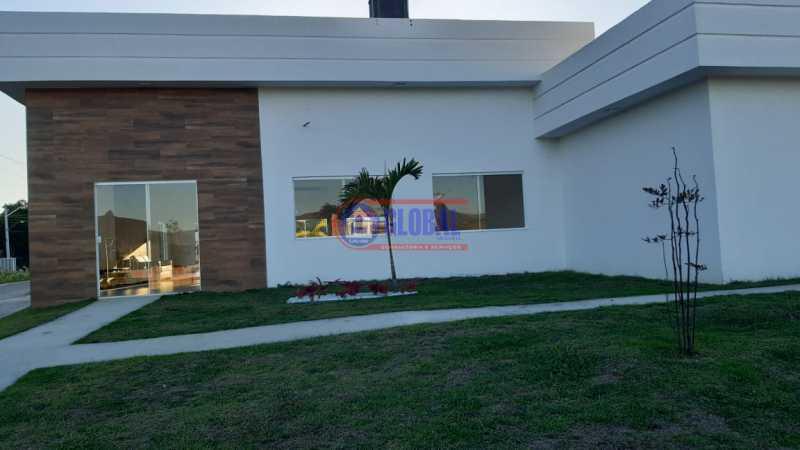 Salão de Festas - Terreno Unifamiliar à venda Pindobas, Maricá - R$ 80.000 - MAUF00390 - 7