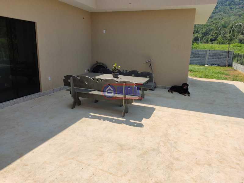 A 3 - Casa em Condomínio 3 quartos à venda Ubatiba, Maricá - R$ 850.000 - MACN30136 - 4