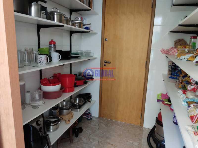 B 7 - Casa em Condomínio 3 quartos à venda Ubatiba, Maricá - R$ 850.000 - MACN30136 - 16