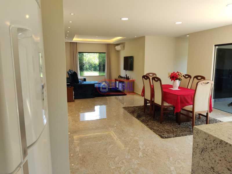 B 8 - Casa em Condomínio 3 quartos à venda Ubatiba, Maricá - R$ 850.000 - MACN30136 - 17