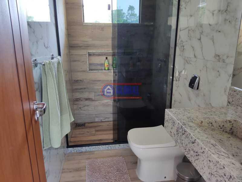 F - Casa em Condomínio 3 quartos à venda Ubatiba, Maricá - R$ 850.000 - MACN30136 - 21