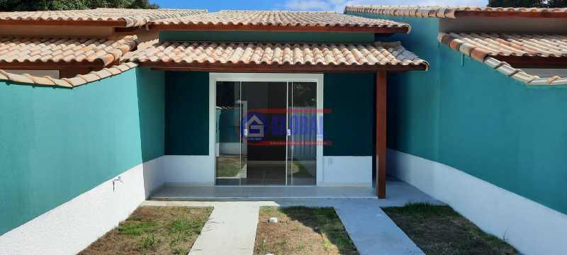 a - Casa 2 quartos à venda São José do Imbassaí, Maricá - R$ 260.000 - MACA20474 - 1