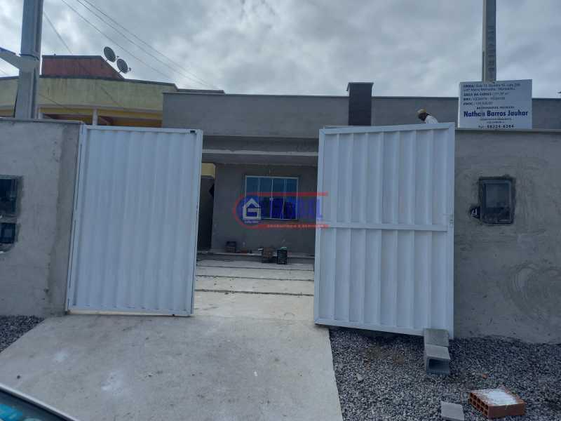 96312ed0-d711-4b68-bfdc-4107b3 - Casa 2 quartos à venda São José do Imbassaí, Maricá - R$ 240.000 - MACA20477 - 1