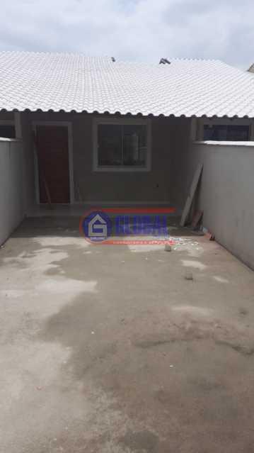 6d723e9b-1453-4cd6-b1ac-b45946 - Casa 2 quartos à venda GUARATIBA, Maricá - R$ 280.000 - MACA20484 - 1