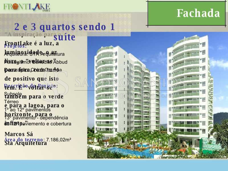 FACHADA - Fachada - FRONT LAKE - RIO 2 - 290 - 10