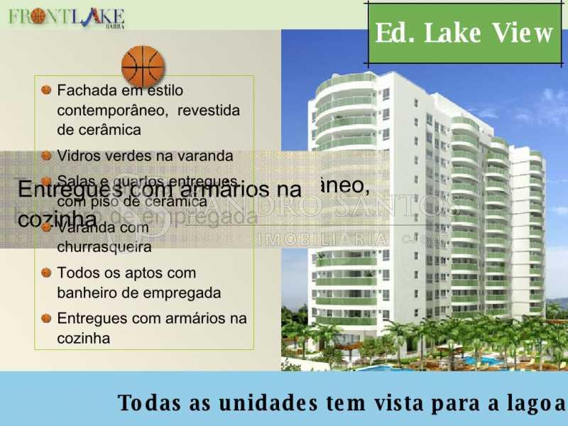 LAKE VIEW - Fachada - FRONT LAKE - RIO 2 - 290 - 11