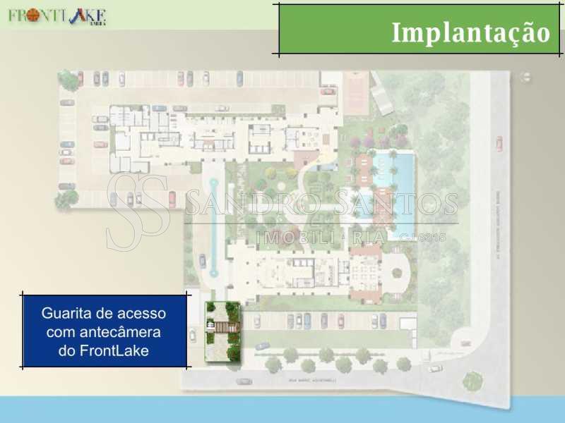 GUARITA ANTECAMERA - Fachada - FRONT LAKE - RIO 2 - 290 - 17
