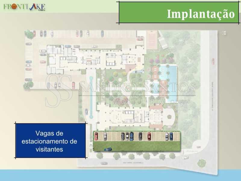 VAGAS VISITANTES 1 - Fachada - FRONT LAKE - RIO 2 - 290 - 18