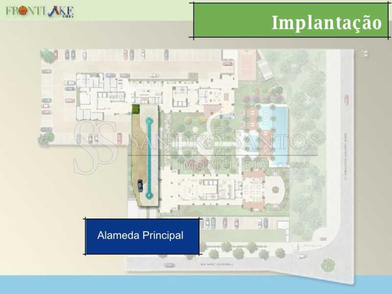 ALAMEDA PRINCIPAL - Fachada - FRONT LAKE - RIO 2 - 290 - 21
