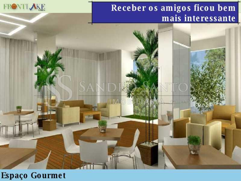 ESPAÇO GOURMET - Fachada - FRONT LAKE - RIO 2 - 290 - 29