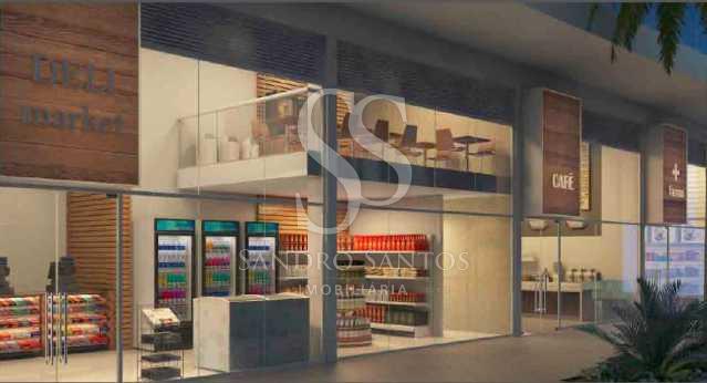lojas - Fachada - Frames Residence - 31 - 6