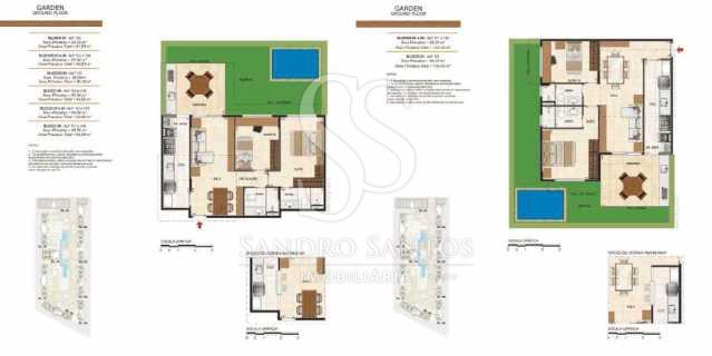 planta 1 - Fachada - Frames Residence - 31 - 13
