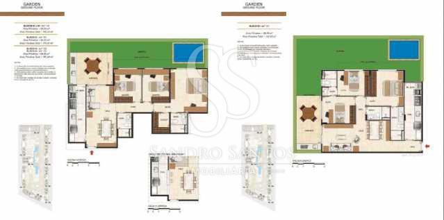 planta 2 - Fachada - Frames Residence - 31 - 14