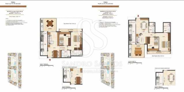 planta 7 - Fachada - Frames Residence - 31 - 18