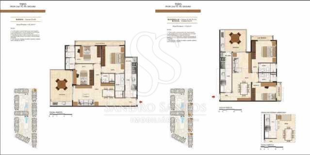 planta 9 - Fachada - Frames Residence - 31 - 20