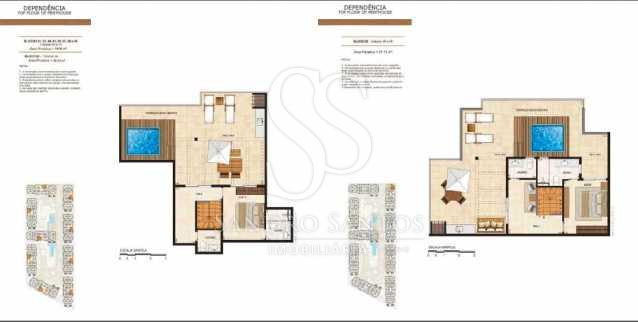 planta 17 - Fachada - Frames Residence - 31 - 27