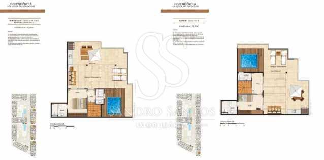 planta 18 - Fachada - Frames Residence - 31 - 28