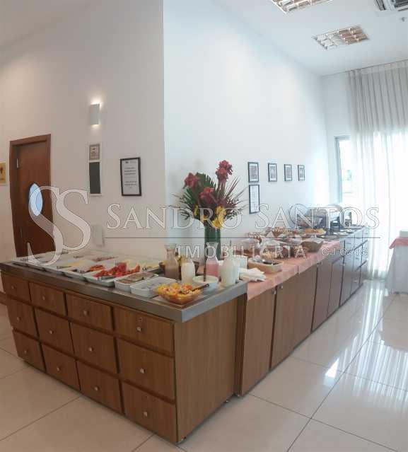 Café da Manhã - Fachada - MIDAS RIO SUITES - 341 - 9